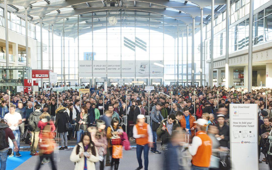 Sostenibilidad y tecnología marcan tendencia en ISPO Múnich 2019