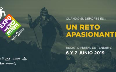 Confirmada la fecha de ExpoDeporte Tenerife 2019